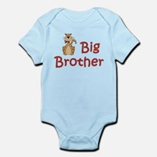 Big Brother Tabby Cat Infant Bodysuit