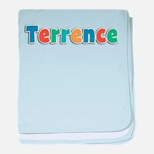 Terrence Spring11B baby blanket