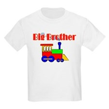 Big Brother Train Engine T-Shirt