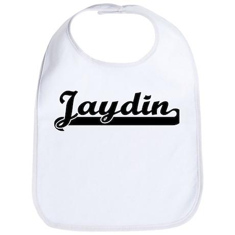 Black jersey: Jaydin Bib
