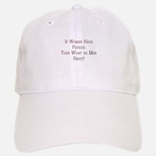 What about men? Baseball Baseball Cap