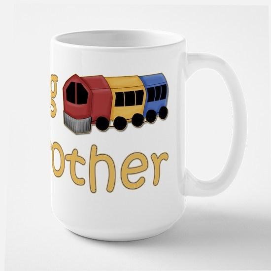 Big Brother Train Large Mug