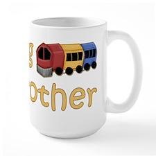 Big Brother Train Mug