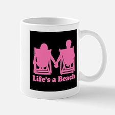 Life's a Beach Mug