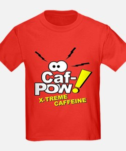 Caf-Pow of NCIS Fame T