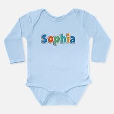 Sophia Spring11B Onesie Romper Suit