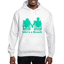 Life's a Beach Hoodie