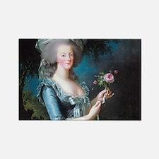 Marie Antoinette Portrait Rectangle Magnet