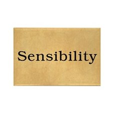 Sensibility Rectangle Magnet