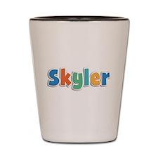 Skyler Spring11B Shot Glass