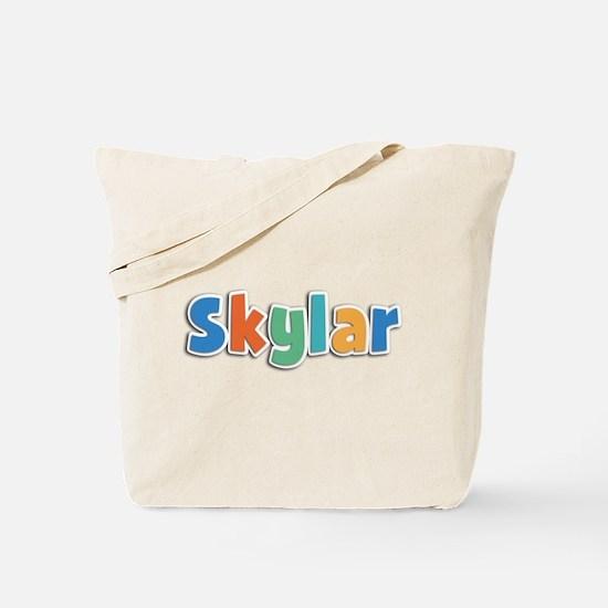 Skylar Spring11B Tote Bag