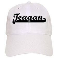 Black jersey: Teagan Baseball Cap