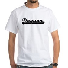 Black jersey: Daquan Shirt