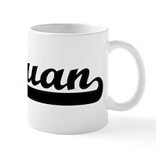 Black jersey: Daquan Coffee Mug