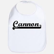 Black jersey: Cannon Bib