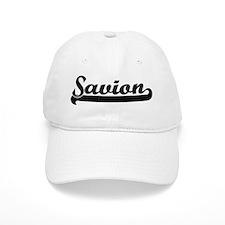 Black jersey: Savion Baseball Cap