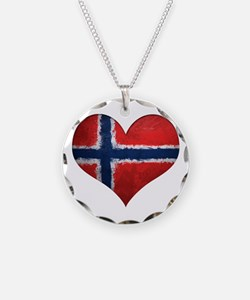 Norway Heart Necklace