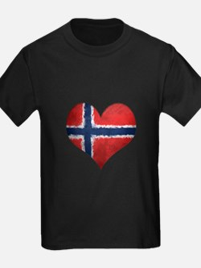 Norway Heart T