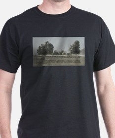 Clarence Pickett on bombing T-Shirt