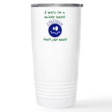 Cute Olsenj Travel Mug