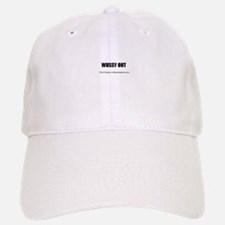 WUSSY OUT(TM) Baseball Baseball Cap