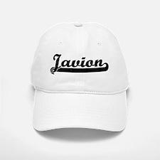 Black jersey: Javion Baseball Baseball Cap