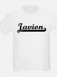 Black jersey: Javion Kids T-Shirt