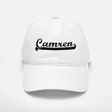 Black jersey: Camren Baseball Baseball Cap