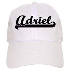 Black jersey: Adriel Baseball Cap