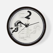 Unique Le Wall Clock