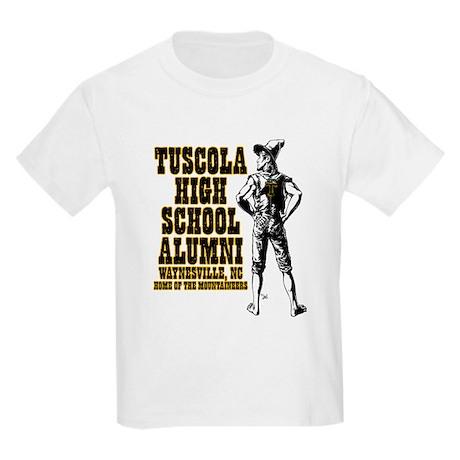 Tuscola High School Alumni Kids Light T-Shirt