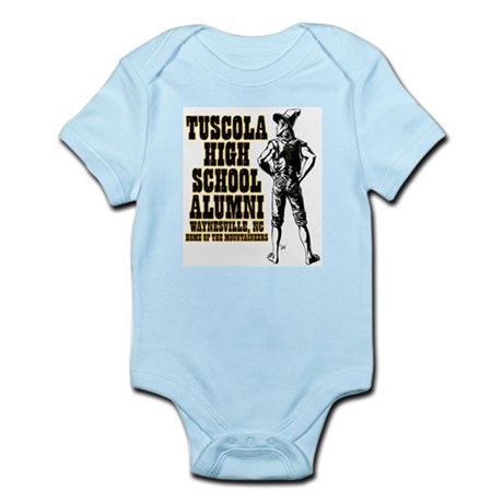Tuscola High School Alumni Infant Bodysuit