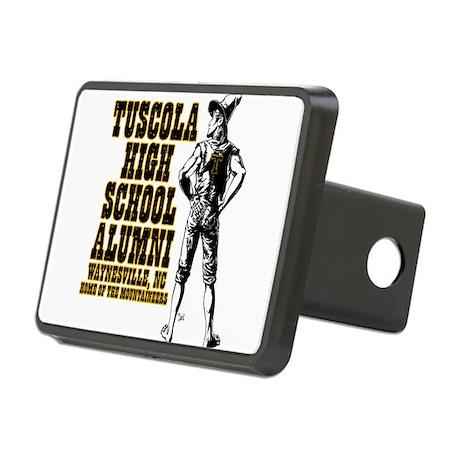 Tuscola High School Alumni Rectangular Hitch Cover