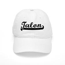 Black jersey: Talon Baseball Baseball Cap