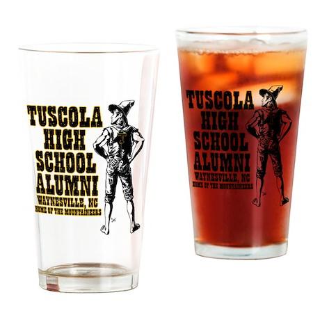 Tuscola High School Alumni Drinking Glass