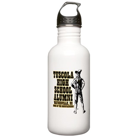 Tuscola High School Alumni Stainless Water Bottle