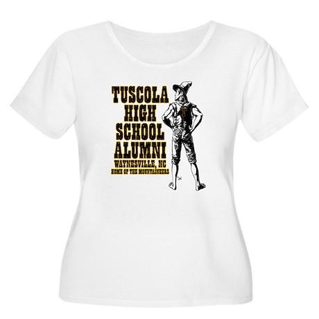 Tuscola High School Alumni Women's Plus Size Scoop