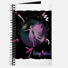 fairy friend fairy in a bubble art illustration Jo