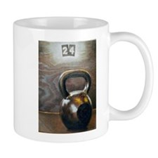 Kettlebell and Box Mug