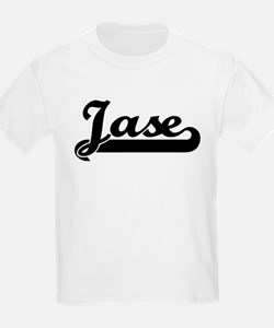 Black jersey: Jase Kids T-Shirt