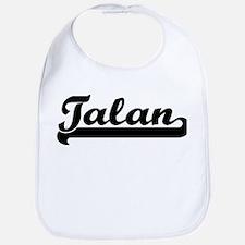 Black jersey: Talan Bib