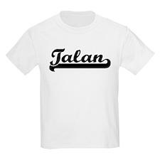 Black jersey: Talan Kids T-Shirt