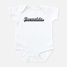 Black jersey: Reynaldo Infant Bodysuit