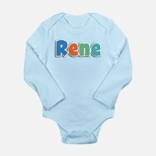 Rene Spring11B Long Sleeve Infant Bodysuit