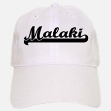 Black jersey: Malaki Baseball Baseball Cap