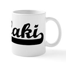 Black jersey: Malaki Coffee Mug