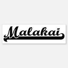 Black jersey: Malakai Bumper Bumper Bumper Sticker
