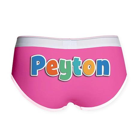 Peyton Spring11B Women's Boy Brief
