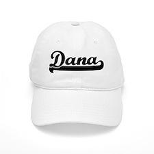 Black jersey: Dana Baseball Cap