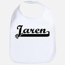 Black jersey: Jaren Bib